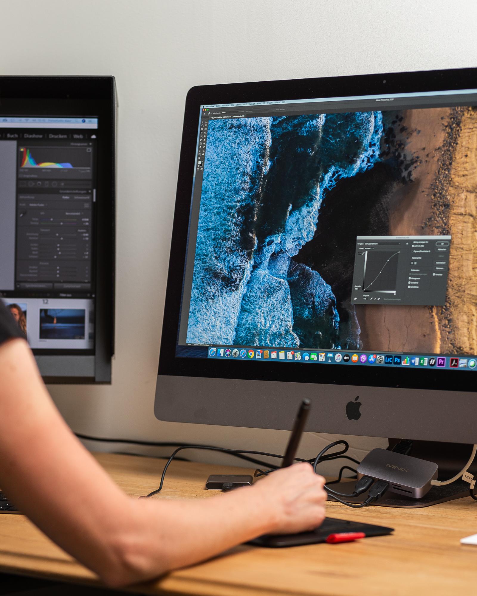 Der Einstieg in die Welt der professionellen Bildbearbeitung mit Photoshop