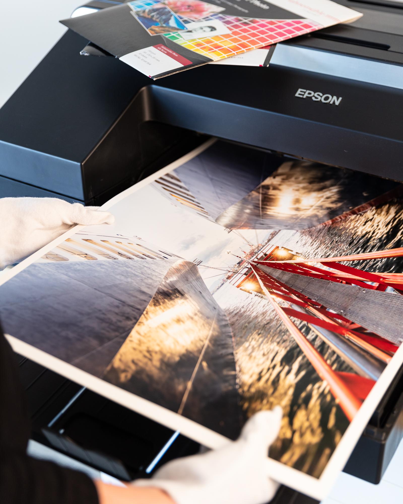 Farbmanagement – von der korrekten Darstellung am Bildschirm bis zum farbechten Print
